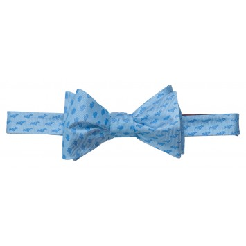 Badminton Bow Blue